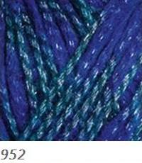 952 modro-tyrkysová