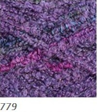 779 fialová