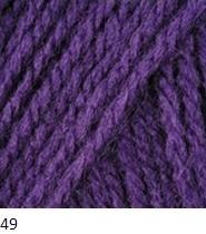 49 fialová tmavá