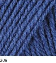 209 modrá riflová