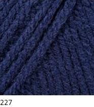 227 modrá tmavá