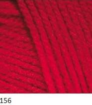 156 červená svetlá