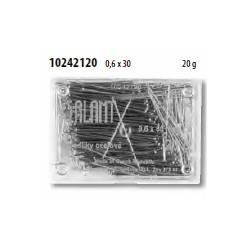 Špendlíky oceľové 0,6 x 30mm - Galant