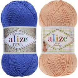 Alize - Diva 5 x 100g