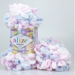 Alize - Puffy color 5 x 100g