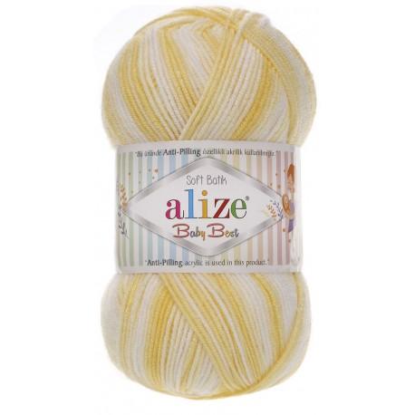 Alize - Baby best batik 5x100g  (Anti-pillingAcrylic)