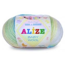 Alize - Baby wool batik 10x50g
